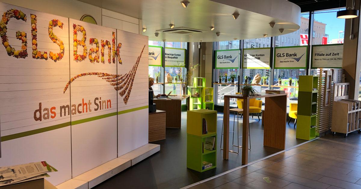 Resultado de imagen de GLS Bank
