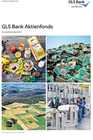 GLS Bank Aktienfonds Investitionsbericht