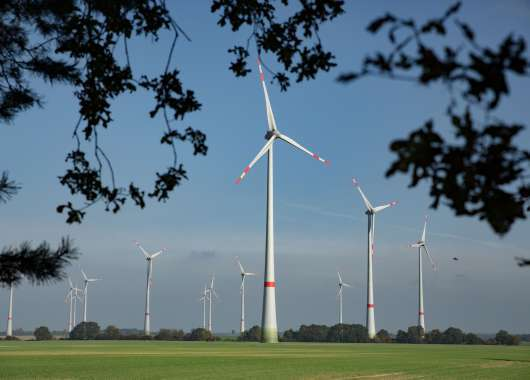 Windpark Gagel