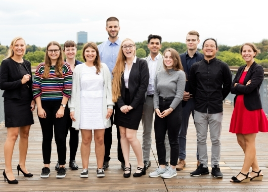 Neues Traineeprogramm ab April 2020